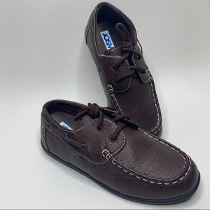 Josmo brown slip on shoes